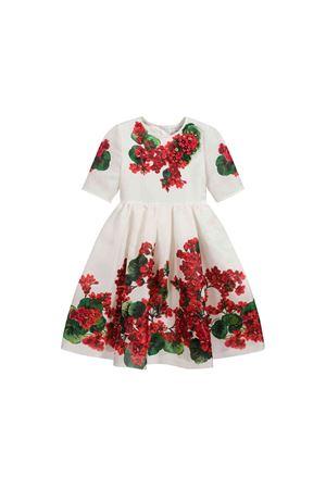 Abito bianco bambina Dolce e Gabbana kids Dolce & Gabbana kids | 11 | L51DM7G7SFSHAV03