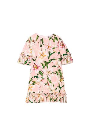 PINK GIRL DRESS DOLCE E GABBANA KIDS  Dolce & Gabbana kids | 11 | L51DR4FSRLPHFKK8