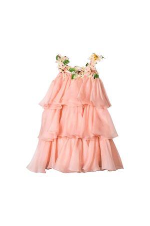 Abito bambina rosa Dolce e Gabbana kids Dolce & Gabbana kids | 11 | L51DR6FU1BUF2528