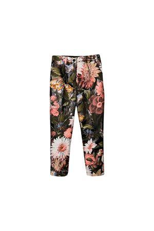 Pantaloni jacquard bambina Dolce e Gabbana kids Dolce & Gabbana kids | 9 | L52P58HJMF6S8350