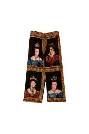 Pantalone bambina Dolce e Gabbana kids Dolce & Gabbana kids | 9 | L52P60G7TRGHH11A