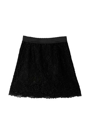 Black skirt for girls Dolce and Gabbana Kids  Dolce & Gabbana kids | 15 | L53I23HLMVQN0000