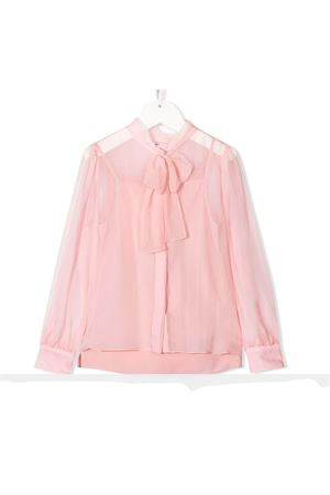 Dolce and Gabbana kids pink shirt Dolce & Gabbana kids | 6 | L54S43FU1ATF1232