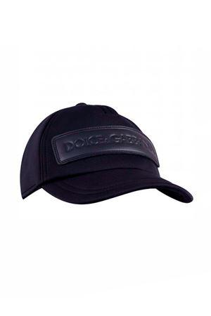 DARK BLUE HAT BABY DOLCE E GABBANA KIDS Dolce & Gabbana kids | 75988881 | LB4H58G7THWB0310