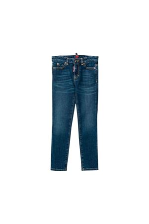 Dsquared2 Kids blue skinny jeans  DSQUARED2 KIDS   9   DQ01DXD00VRDQ01