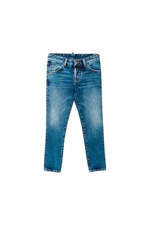 Jeans in denim chiaro bambina Dsquared2 kids DSQUARED2 KIDS | 9 | DQ01PXD00VTDQ01