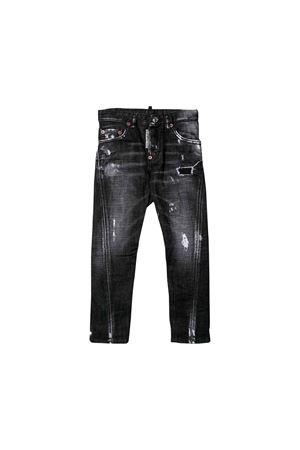 Black jeans Dsquared2 Kids teen  DSQUARED2 KIDS | 9 | DQ02VDD00VKDQ02T
