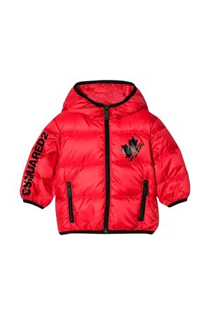 Red Dsquared2 kids jacket  DSQUARED2 KIDS | 3 | DQ03LRD00WQDQ415