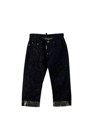 Pantaloni scuri Dsquared2 kids teen DSQUARED2 KIDS | 9 | DQ03PYD00VPDQ01T
