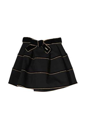 Black DSQUARED2 kids teen skirt  DSQUARED2 KIDS | 15 | DQ03SED00P1DQ900T