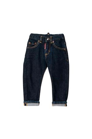 Jeans in denim scuro bambino Dsquared2 kids DSQUARED2 KIDS | 9 | DQ03U8D00WJDQ01