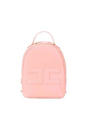 Elisabetta Franchi la mia bambina antique pink backpack  ELISABETTA FRANCHI LA MIA BAMBINA | 279895521 | EFBO270096UE0100035