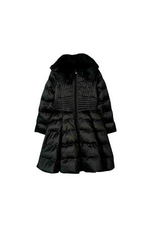 Black down jacket Elisabetta Franchi la mia bambina ELISABETTA FRANCHI LA MIA BAMBINA | 13 | EFGB530133UE0370149