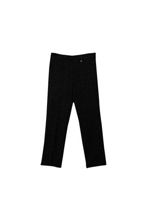 Black Elisabetta Franchi  la mia bambina trousers  ELISABETTA FRANCHI LA MIA BAMBINA | 9 | EFPA70TV421UEUNI0128