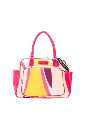 Emilio Pucci junior changing bag  EMILIO PUCCI JUNIOR | 31 | 9L0168LB920504BD