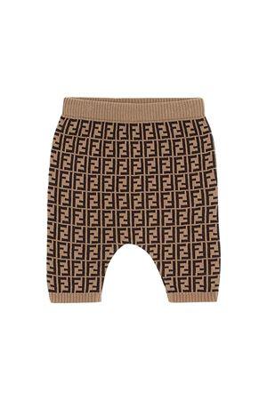Pantaloni fendi kids FENDI KIDS | 9 | BUG008A3TEF0LMJ