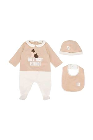 Baby set My first Fendi Fendi kids  FENDI KIDS | 75988878 | BUK033ST8F0MXH