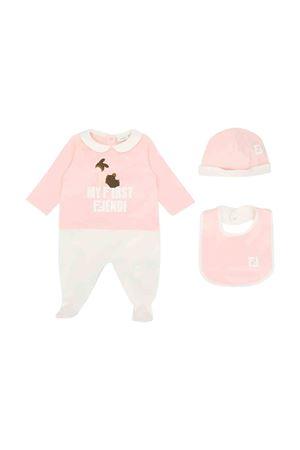 Baby set My first Fendi Fendi kids  FENDI KIDS | 75988878 | BUK033ST8F0UJ2