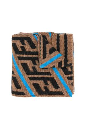 Fendi kids scarf  FENDI KIDS | 77 | BUQ001A2M3F17GK