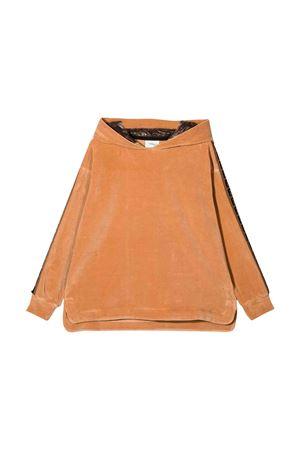 Fendi kids camel sweatshirt  FENDI KIDS | -108764232 | JMH111A7LQF0QB9