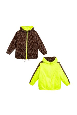 UNISEX JACKET FENDI KIDS REVERSIBLE  FENDI KIDS | 3 | JUA058A7LPF0WU3