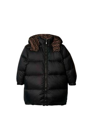 Black bomber Fendi kids reversible  FENDI KIDS | 1236091882 | JUA061A4RTF0UZ6