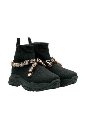 Florens kids teen Sock Black sneakers FLORENS KIDS | 12 | F878984VT