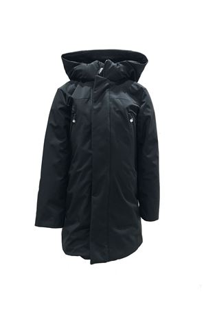 Black lightweightjacket with hood Freedomday Junior FREEDOMDAY JUNIOR | 13 | IFRJB3220U116RDBLACK