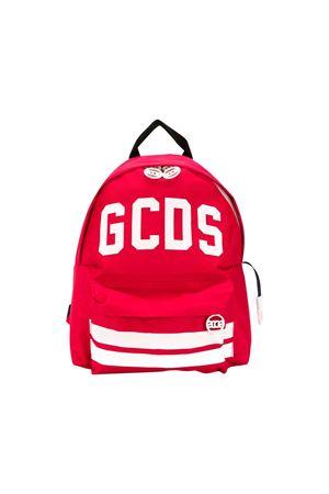 Red GCDS kids backpack  GCDS KIDS | 279895521 | 020405040