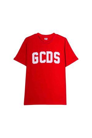 Red GCDS kids t-shirt  GCDS KIDS | 8 | 020413040