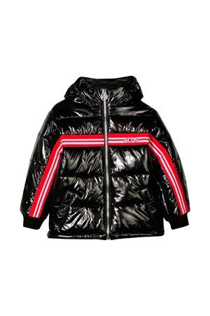 Black GCDS kids teen jacket  GCDS KIDS | 13 | 020427110T