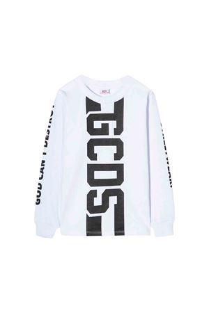 GCDS kids white sweatshirt  GCDS KIDS | 8 | 020444002