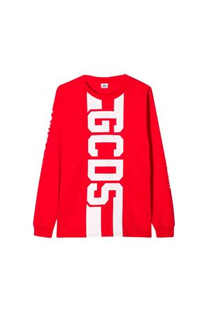 Red GCDS kids sweatshirt  GCDS KIDS | 8 | 020444040
