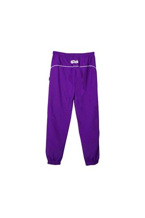 GCDS kids purple sport trousers  GCDS KIDS | 9 | 020454070