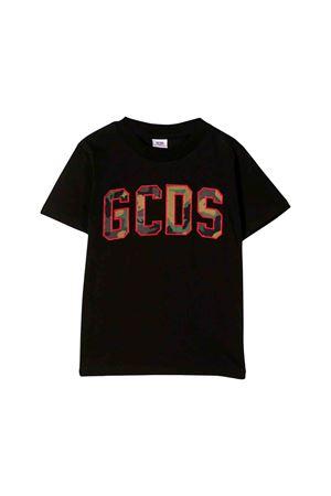 Black GCDS kids t-shirt  GCDS KIDS | 8 | 020465110