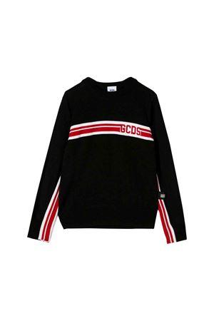 Black GCDS kids sweatshirt  GCDS KIDS | 7 | 020471110
