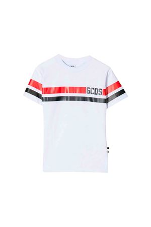 White GCDS kids T-shirt  GCDS KIDS | 8 | 020472002