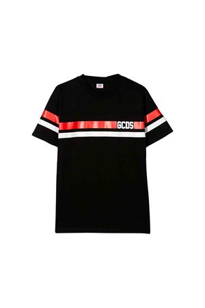 Black GCDS kids teen T-shirt GCDS KIDS | 8 | 020472110T
