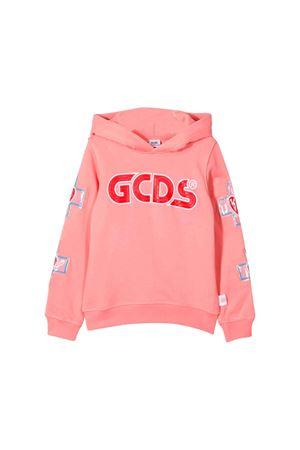 Moncler kids pink sweatshirt  GCDS KIDS | -108764232 | 020492042