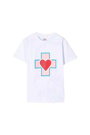 White GCDS kids t-shirt  GCDS KIDS | 8 | 020494002