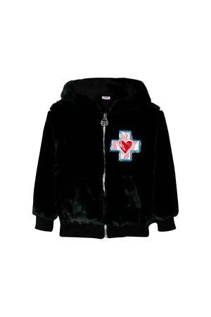 Moncler kids black sweatshirt  GCDS KIDS | 13 | 020495110