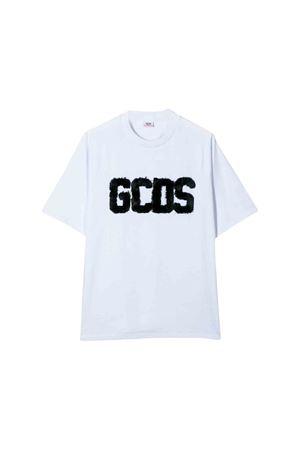 T-shirt bianca GCDS kids teen GCDS KIDS | 8 | 020513002T
