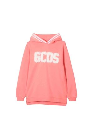 Pink GCDS sweatshirt dress GCDS KIDS | -108764232 | 020514042