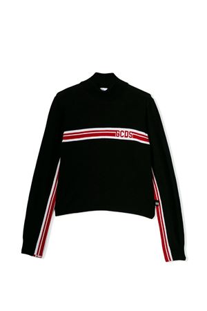Black gcds kids sweater  GCDS KIDS | 7 | 020519110
