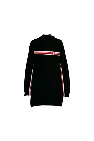Black GCDS kids teen dress  GCDS KIDS | -675681197 | 020520110T