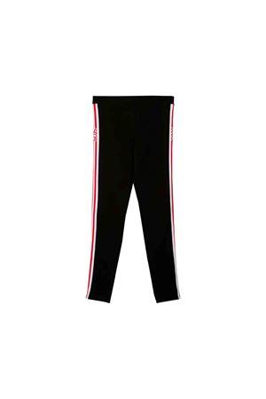 Black GCDS kids teen leggings  GCDS KIDS | 411469946 | 020527110T