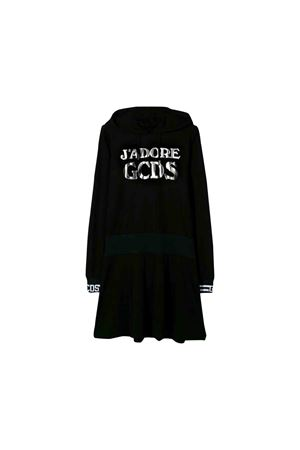 Black GCDS dress  GCDS KIDS | 11 | 020533110
