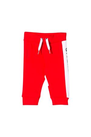 RED JOGGING PANTS GIVENCHY KIDS  Givenchy Kids | 9 | H04055991