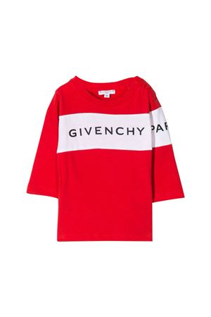 Red t-shirt Givenchy kids  Givenchy Kids | 8 | H05090991