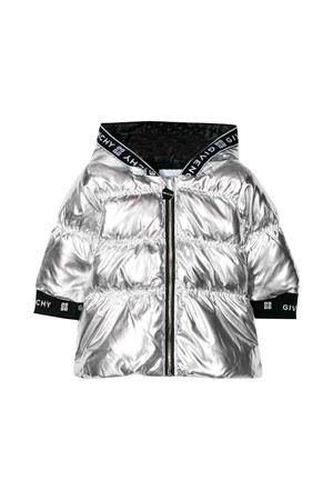 Piumino silver Givenchy kids Givenchy Kids | 783955909 | H06035079